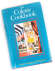 The Colony Cookbook