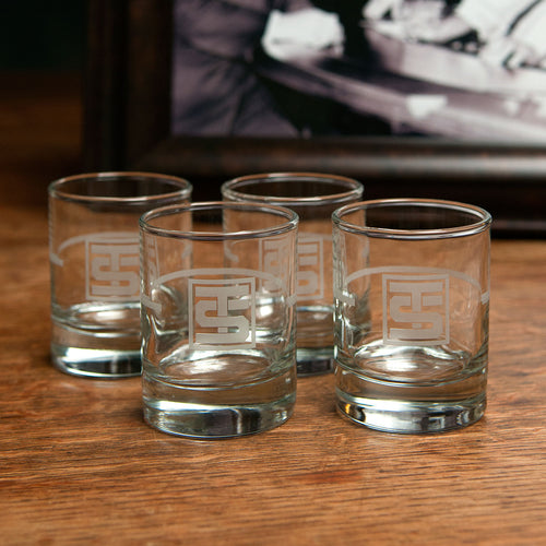 Toots Shor Shot Glasses