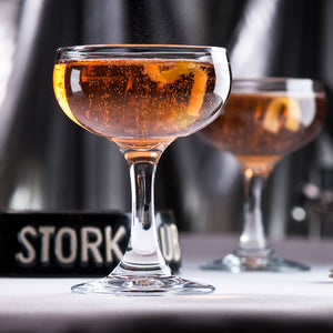 Stork Club Champagne Coupe
