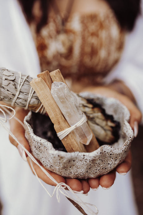 Nourished Coves Whimsical Wellness Guide to Smudging
