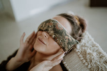 Load image into Gallery viewer, Wellness Pack - Eye Pillow + Wheat Pack