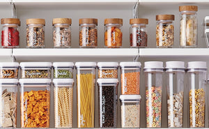 Pantry Staples for Easy Meal Prep