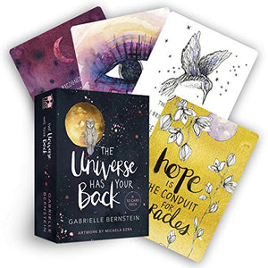 The Universe Has Your Back: Meditation Cards