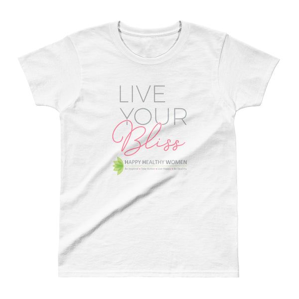 Live Your Bliss Tee