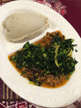 Load image into Gallery viewer, Egusi with Beef Casserole