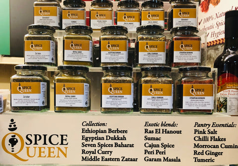 Spice Queen Collection