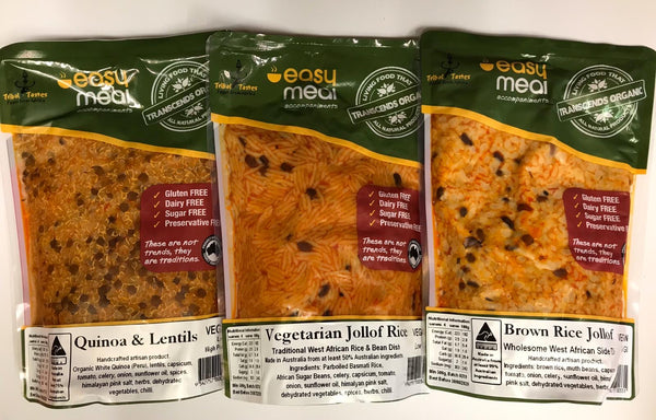 Vegan Sides & Beans Mixed 6 Pack - 10% off