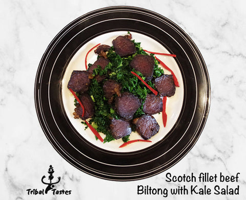 Scotch Fillet Beef Biltong