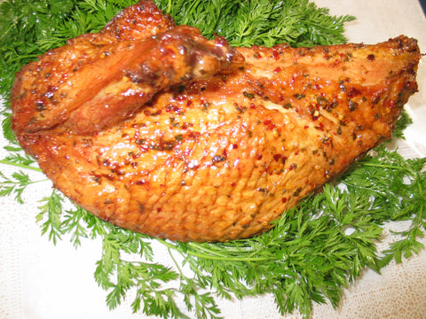 Turkey Breast Fillet - Naturally Smoked - deposit - Order NOW!