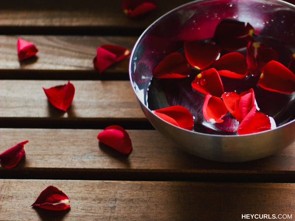 side effects rose water