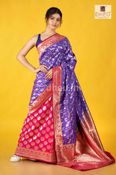 Royal Opara Silk Saree
