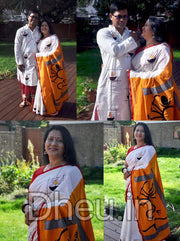 Diya Couple Set - Boutique Dheu