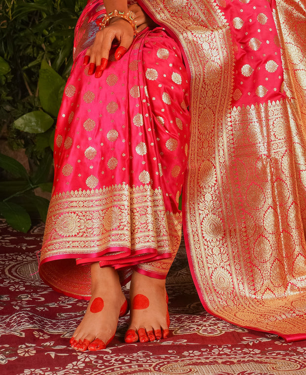 Bridal Pure Benarasi Saree