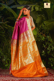 Kanjivaram Silk Saree - Wedding Collection