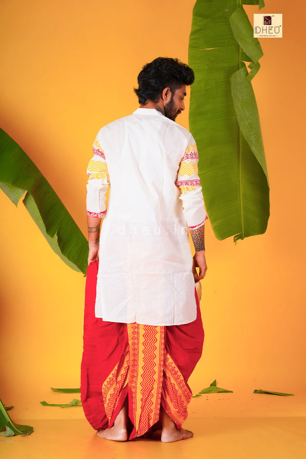 Diwali Special Dheu Designer Couple set - Boutique Dheu