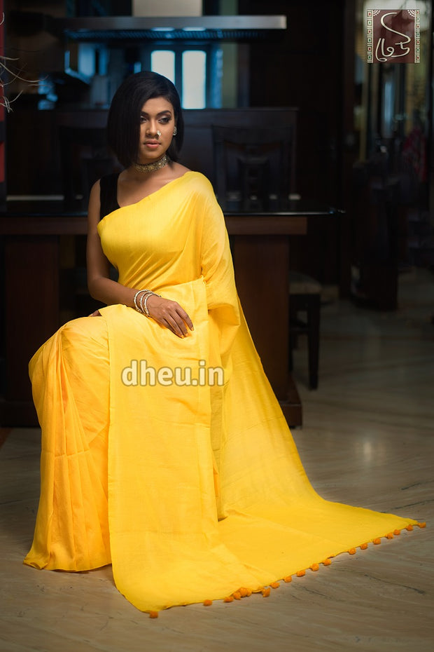 Albeli – The Urban Drapes-Yellow