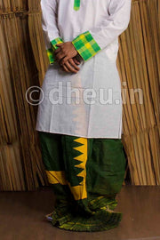 Gents' Ready to Wear Dhoti - Boutique Dheu