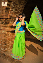Meyebela -Baby Girls' Saree