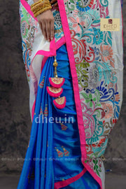 Nakshi Kantha Fusion -A Dheu Invention - Boutique Dheu