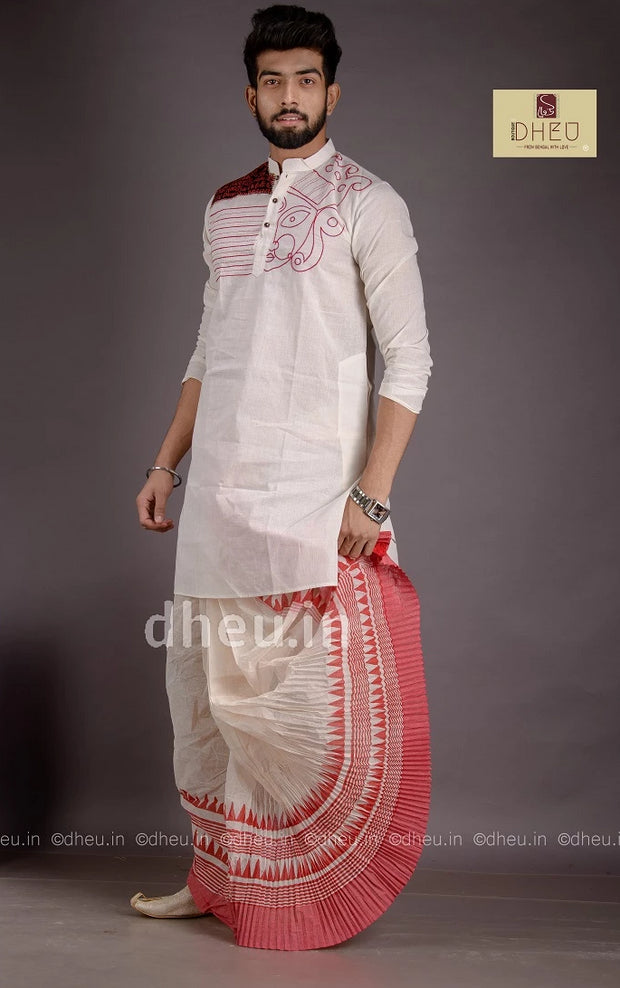 Durga -Designer Kurta for Men