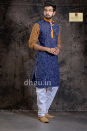 Khadi Kurta for Men - Boutique Dheu