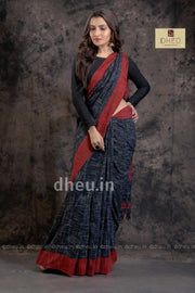 Jharna Khadi – Handloom pure Cotton Saree
