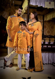Loving Family Set-Kolkata-a Dheu Product - Boutique Dheu