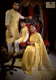 Loving Family Set-Khesh Cotton-a Dheu Signature Product