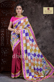 Rajarshi Kantha -Story Teller-A Dheu Invention - Boutique Dheu