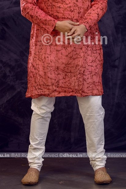 Cotton Aligarh Pant- Handloom Cotton