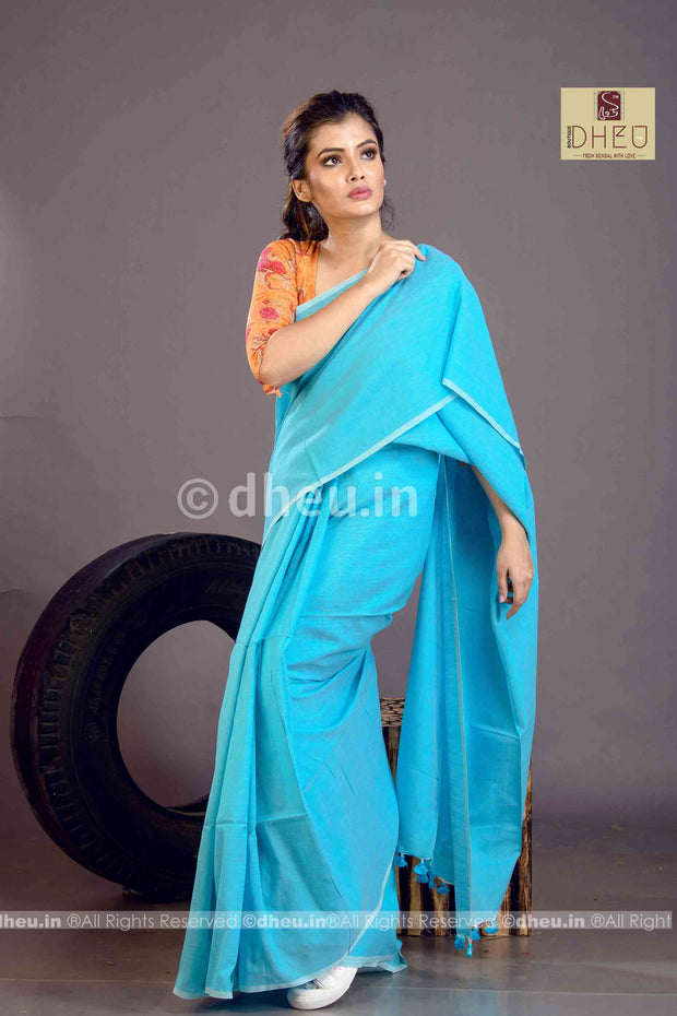 Albeli – The Urban Drapes- Pataya Blue