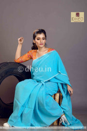 Albeli – The Urban Drapes- Pataya Blue - Boutique Dheu