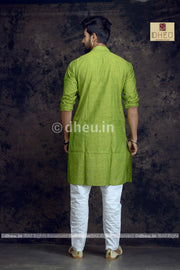 Ektara – Amar Vitoro Bahire – Kurta for Men - Boutique Dheu
