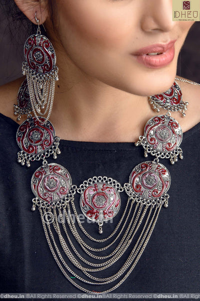 Necklace Set - Boutique Dheu