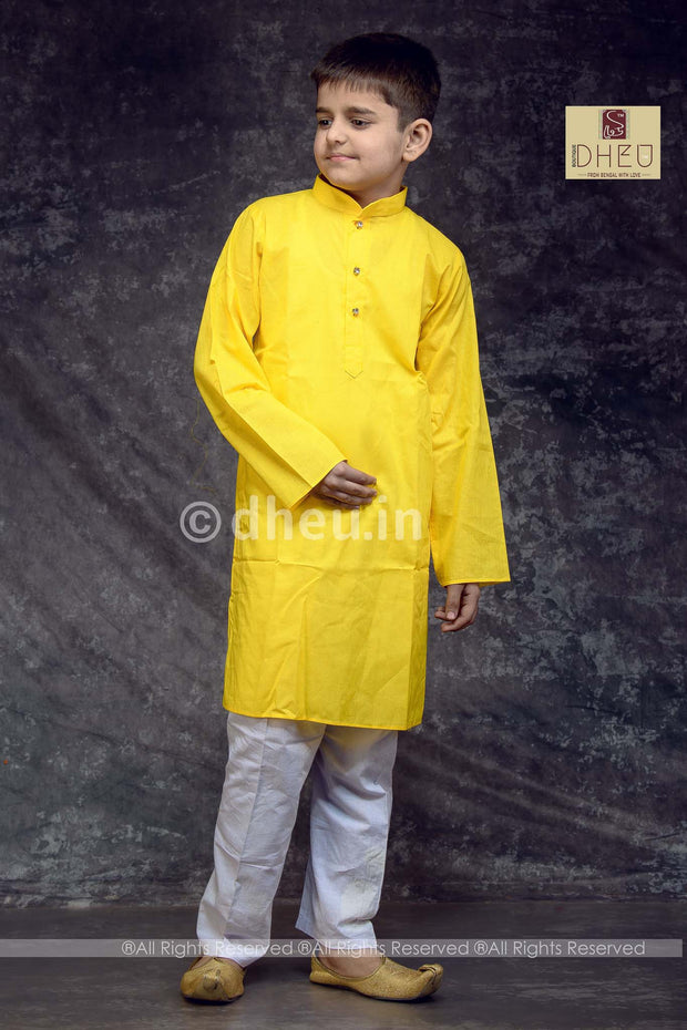Cotton Kurta for Boys - Boutique Dheu