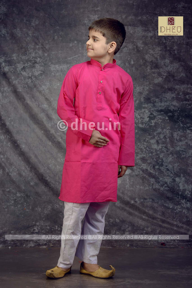 Cotton Kurta for Boys