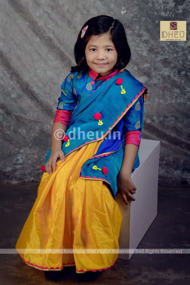 Baby Girls' Saree