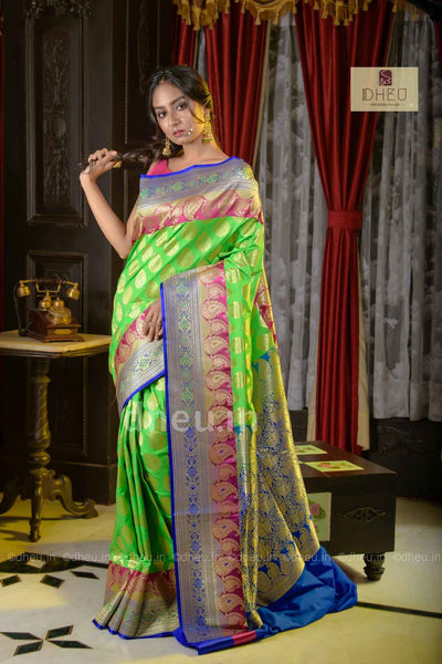Traditional Benarasi -Party Wear - Boutique Dheu