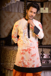 Designer  Dhoti Kurta Full Set - Boutique Dheu