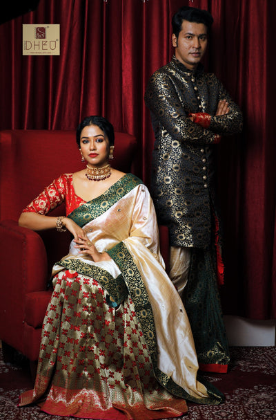 Anirban & Sohini Signature- Dheu Designer Wedding Collection
