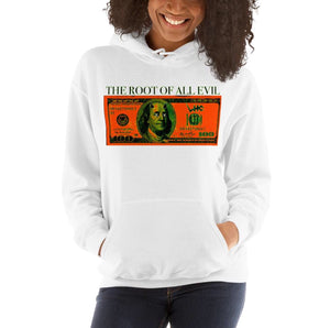 The Root of All Evil Sweatshirt