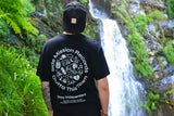 Stay Independent Collab T-shirt Black