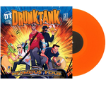 "Drunktank - Return of the Infamous Four 12"" (Orange)"