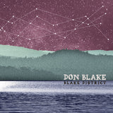 "Don Blake - Blake District 12"" (Transparent / Pink)"
