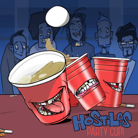 The Hostiles - Party Cup [CD]