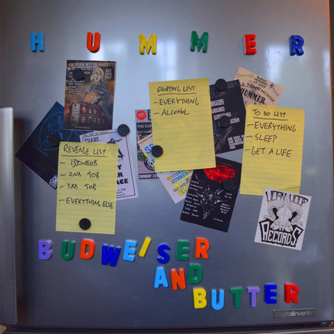 Hummer - Budweiser and Butter E.P