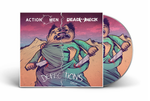 Actionmen/Dead Neck - Defections Split [CD]