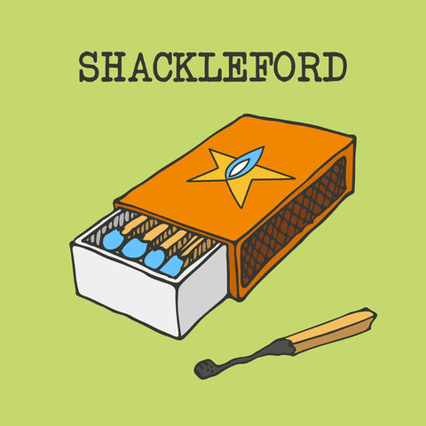 Shackleford - EP II