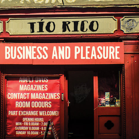 Tio Rico - Business And Pleasure E.P
