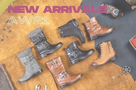 New Arrivals AW21 from PurpleTag.ie